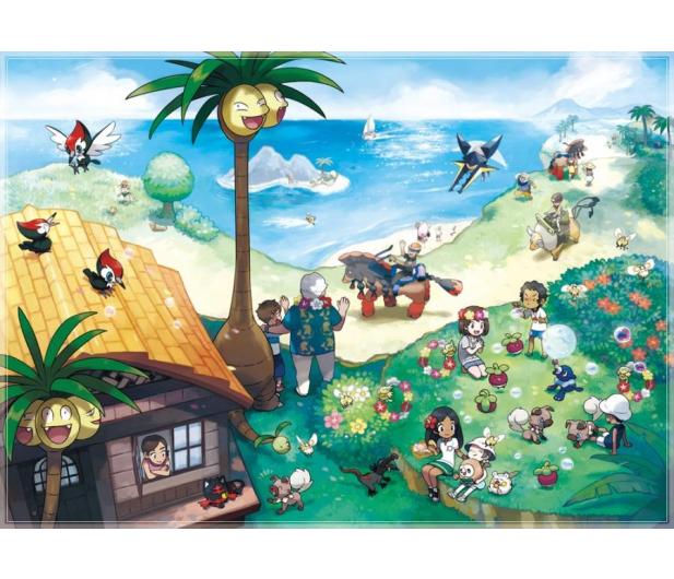 Nintendo 3DS Pokemon Moon - 333511 - zdjęcie 2