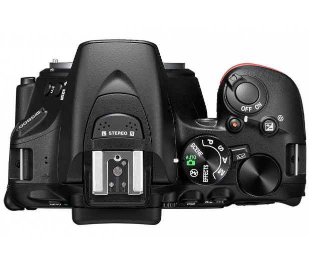 Nikon D5600 + 18-105 VR - 337791 - zdjęcie 4