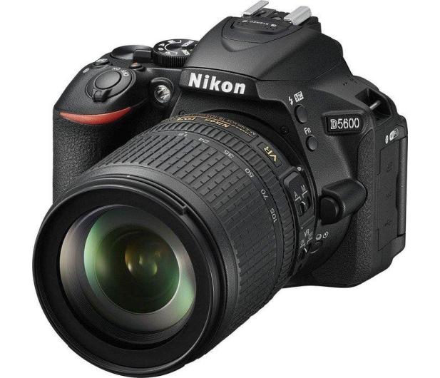 Nikon D5600 + 18-105 VR - 337791 - zdjęcie
