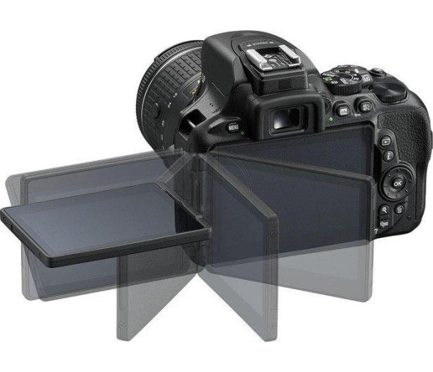 Nikon D5600 + 18-105 VR - 337791 - zdjęcie 5