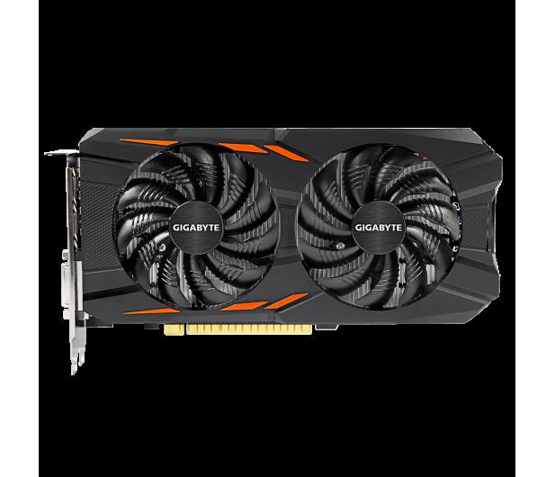 Gigabyte GeForce GTX 1050 Ti WF OC 4GB GDDR5 - 333684 - zdjęcie 3