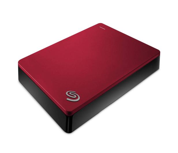 Seagate 5TB Backup Plus 2,5'' czerwony - 333434 - zdjęcie 3
