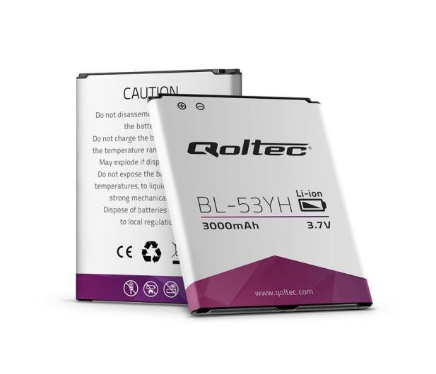 Qoltec Bateria do LG G3 - 334475 - zdjęcie