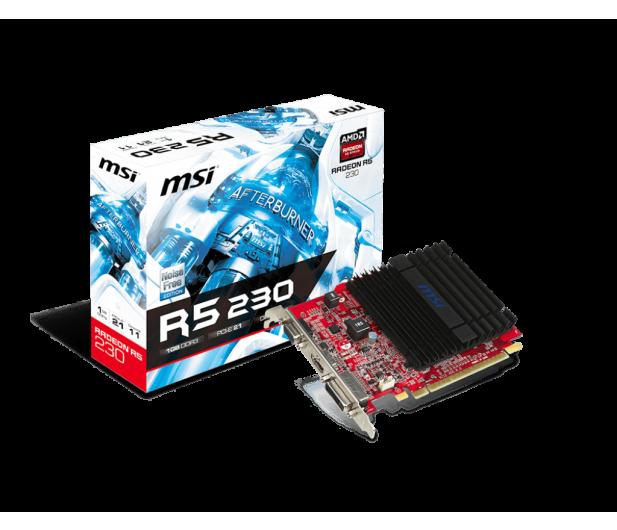 MSI Radeon R5 230 1GB DDR3 - 339678 - zdjęcie