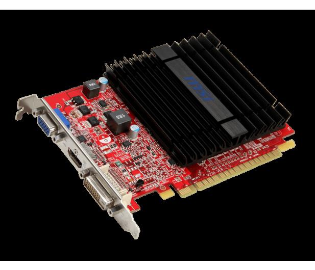 MSI Radeon R5 230 1GB DDR3 - 339678 - zdjęcie 2