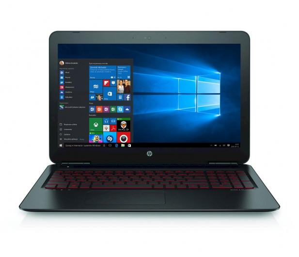 HP OMEN i5-7300HQ/8GB/1000/Win10 GTX1050 - 357905 - zdjęcie 2