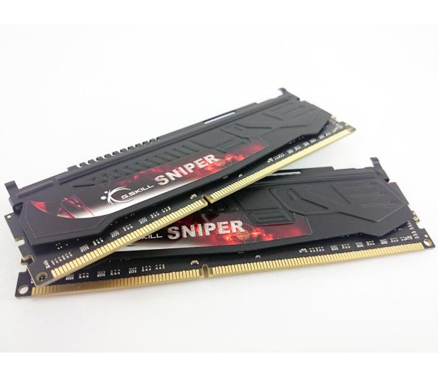 G.SKILL 16GB 2400MHz Sniper CL11 (2x8GB) - 340076 - zdjęcie 2