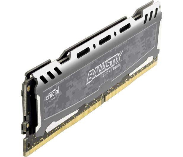 Crucial 64GB 2400MHz Ballistix Sport LT Gray CL16 (4x16GB) - 340037 - zdjęcie 2