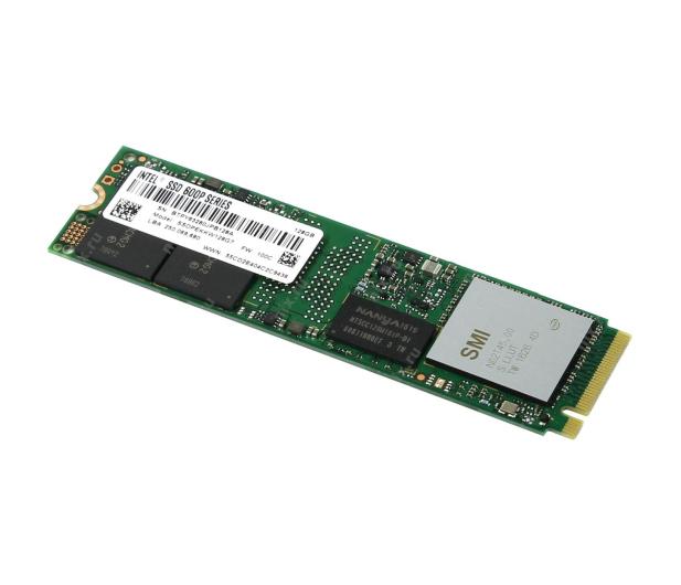 Intel 128GB SATA SSD Seria 600p M.2 2280 - 334479 - zdjęcie 2