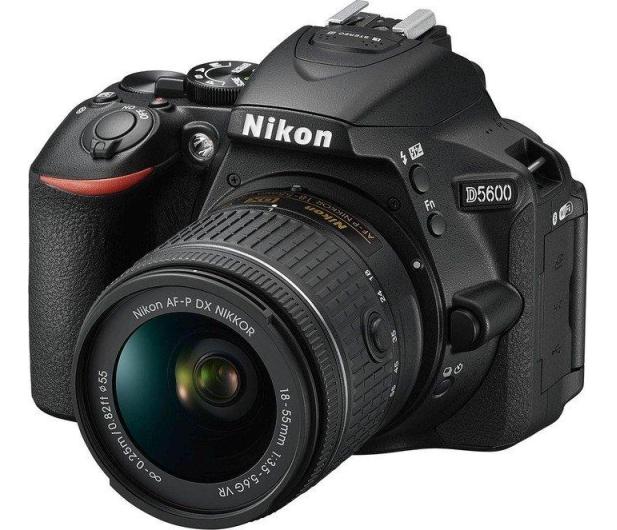 Nikon D5600 + AF-P 18-55 VR - 337946 - zdjęcie