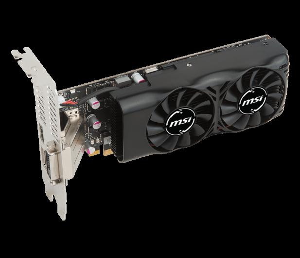 MSI GeForce GTX 1050 Ti 4GT Low Profile 4GB GDDR5  - 340426 - zdjęcie 4