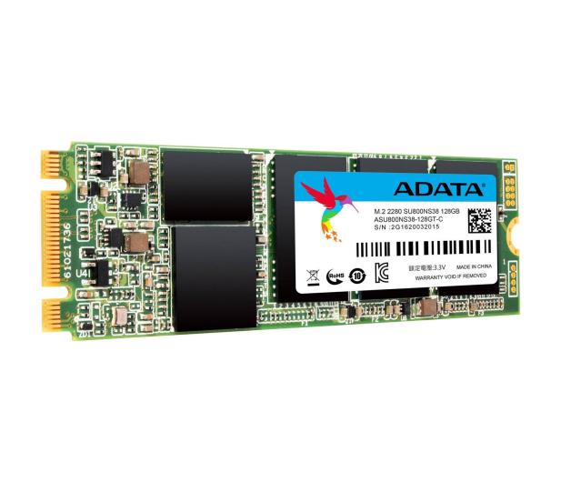 ADATA 128GB M.2 SATA SSD Ultimate SU800 - 340494 - zdjęcie 2