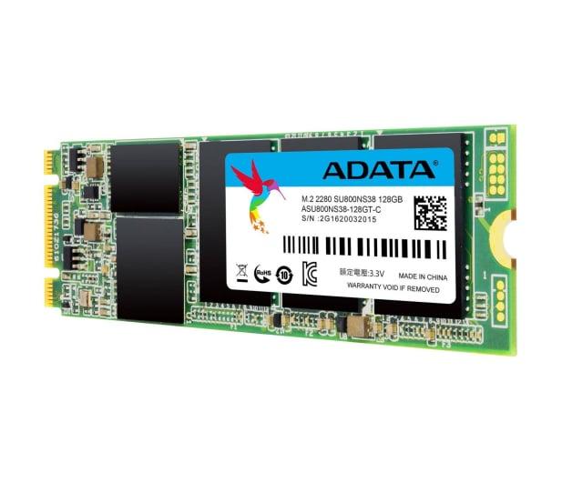 ADATA 128GB M.2 SATA SSD Ultimate SU800 - 340494 - zdjęcie 3