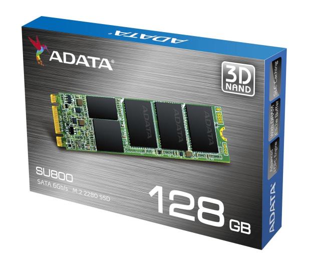 ADATA 128GB SATA SSD Ultimate SU800 M.2 2280 - 340494 - zdjęcie 4