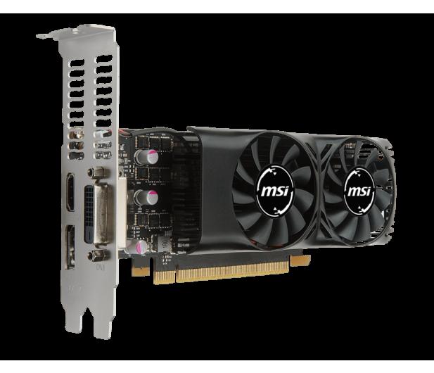 MSI GeForce GTX 1050 Low Profile 2GB GDDR5 - 340722 - zdjęcie 2