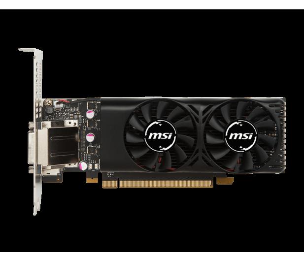 MSI GeForce GTX 1050 Low Profile 2GB GDDR5 - 340722 - zdjęcie 3