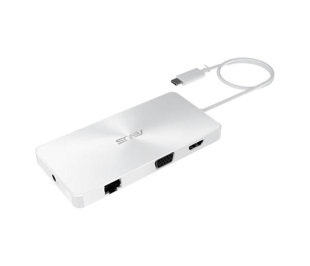 ASUS Uniwersalna stacja dokująca USB-C - 340141 - zdjęcie 4