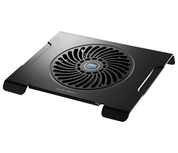 "Cooler Master Chłodzaca NotePal CMC3 (12"" do 15"", czarna) - 341086 - zdjęcie"
