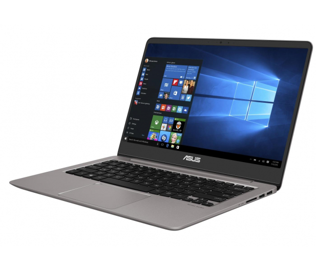 ASUS ZenBook UX410UA i5-7200U/8GB/512SSD/Win10  - 358336 - zdjęcie