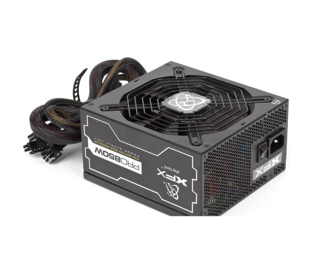 XFX 850W XXX Edition XTS - 338272 - zdjęcie 2