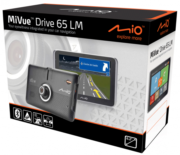 Mio MiVue Drive 65 EU + wideorejestrator - 337162 - zdjęcie 7