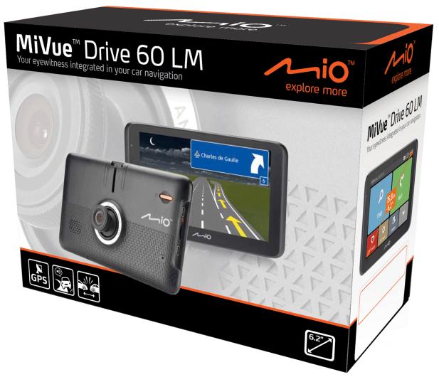 Mio MiVue Drive 60 Truck EU + wideorejestrator - 337160 - zdjęcie 6