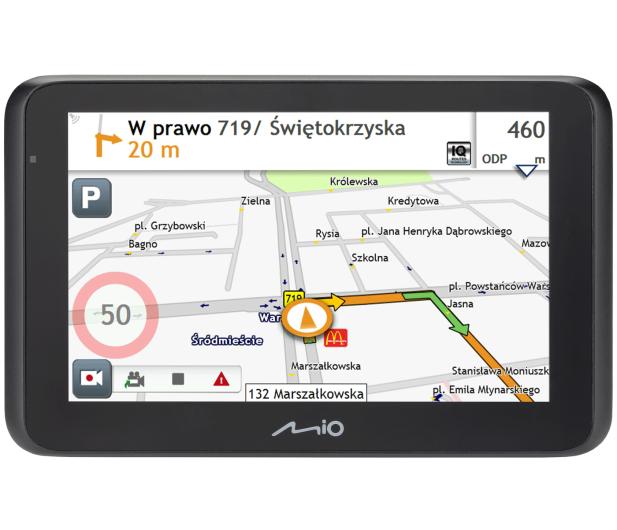 Mio MiVue Drive 50 EU + wideorejestrator - 337157 - zdjęcie 4