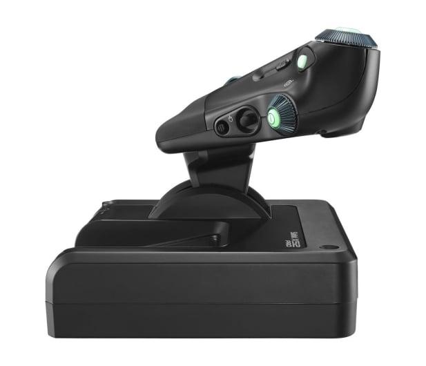 Logitech G Saitek X52 Pro Flight Control System  - 341576 - zdjęcie 7