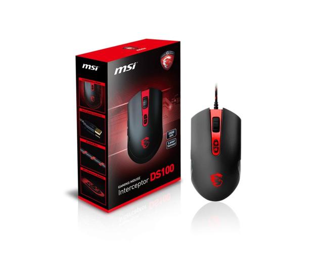 MSI Interceptor DS100 Gaming - 280368 - zdjęcie 2