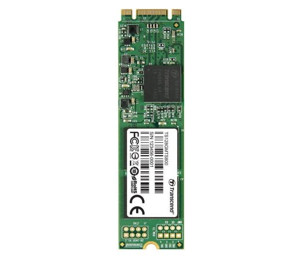 Transcend 128GB SSD M.2 2280 - 250396 - zdjęcie 2