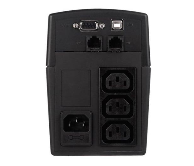 CyberPower UPS Value1000EILCD (1000VA/550W, 3xIEC, AVR) - 338489 - zdjęcie 3