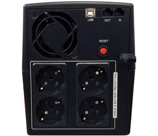 CyberPower UPS UT 2200E-FR (2200VA/1320W) (4xFR) - 338492 - zdjęcie 3