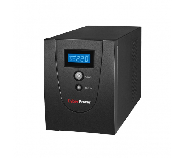 CyberPower UPS Value 1500EILCD (1500VA/900W) - 338495 - zdjęcie