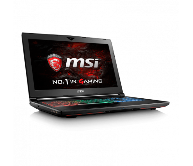MSI GT62VR Dominator i7-6700HQ/8/1TB GTX1060 - 321211 - zdjęcie