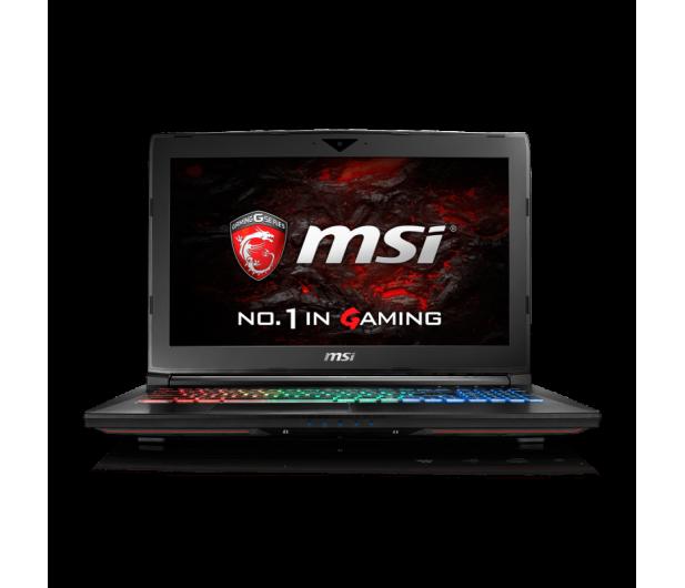 MSI GT62VR Dominator i7-6700HQ/8/1TB GTX1060 - 321211 - zdjęcie 2