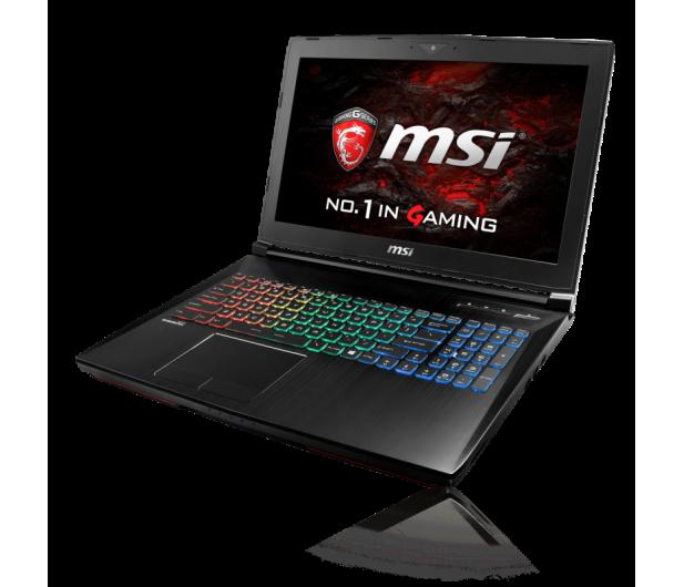 MSI GT62VR Dominator i7-6700HQ/8/1TB GTX1060 - 321211 - zdjęcie 3