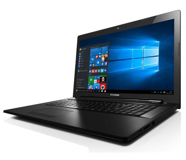 Lenovo B70-80 i3-5005U/4GB/1000/DVD-RW/Win10 GF920M - 329628 - zdjęcie 6