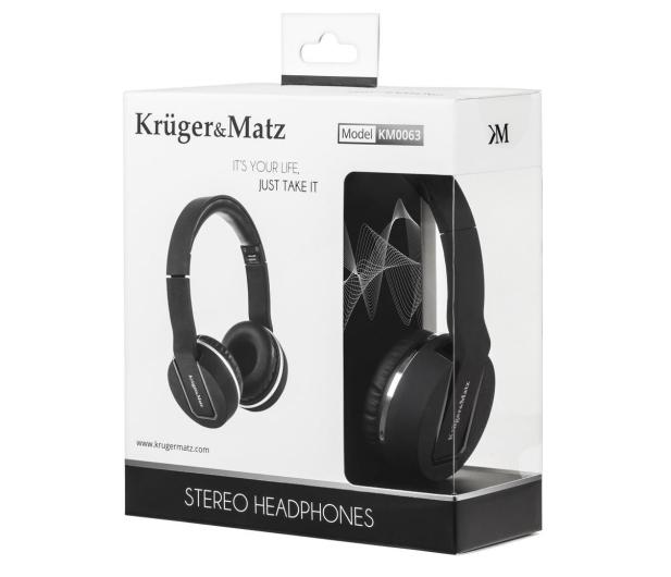 Kruger&Matz KM0063 czarne - 217820 - zdjęcie 3