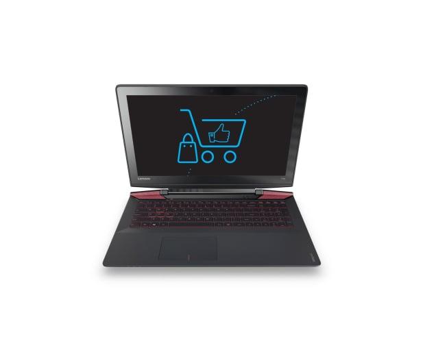 Lenovo Y700-15 i7-6700HQ/8GB/1000/Win10 GTX960M FHD - 311066 - zdjęcie 2