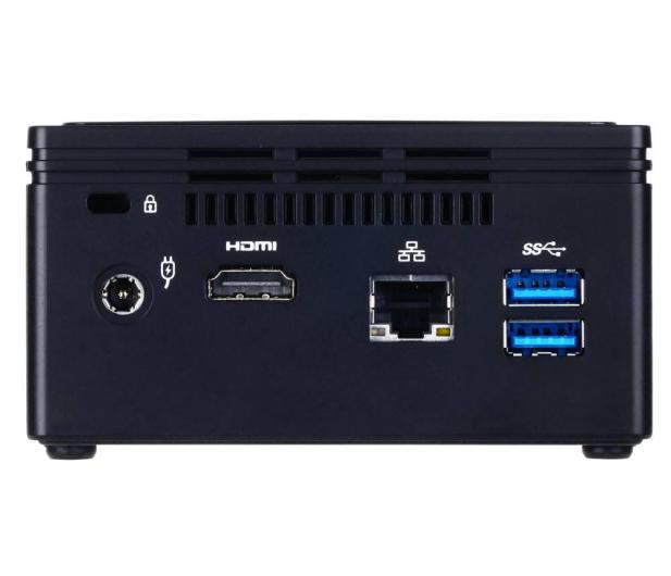 """Gigabyte BRIX N3000/4GB/120/W10X2.5""""SATA - 471678 - zdjęcie 4"""
