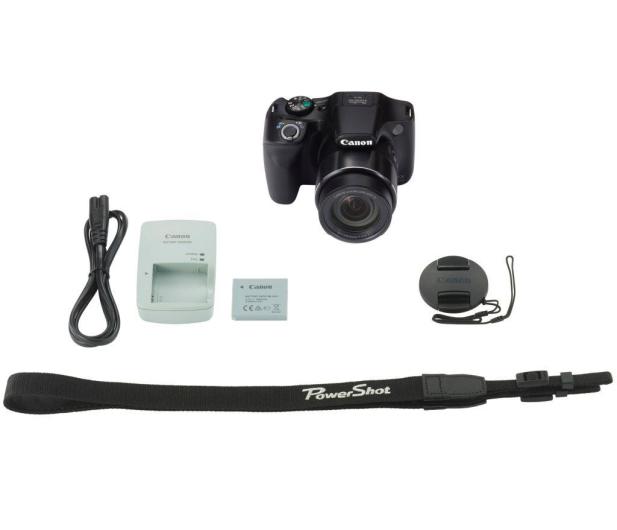 Canon PowerShot SX540 HS czarny  - 282369 - zdjęcie 6