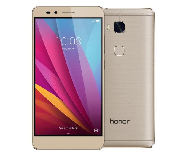 Huawei Honor 5x Lte Dual Sim Zloty Smartfony I Telefony Sklep Komputerowy X Kom Pl