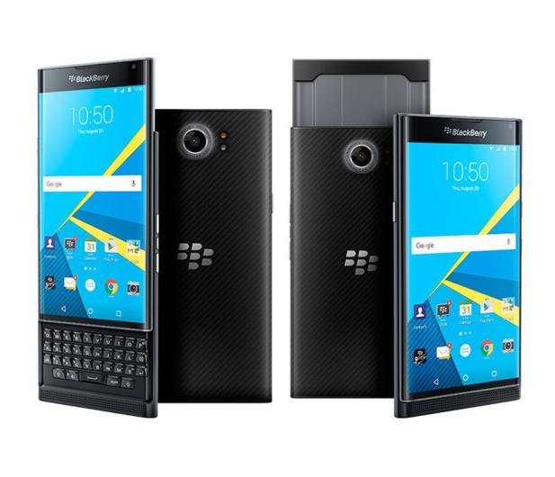 BlackBerry Priv czarny - 267278 - zdjęcie 5