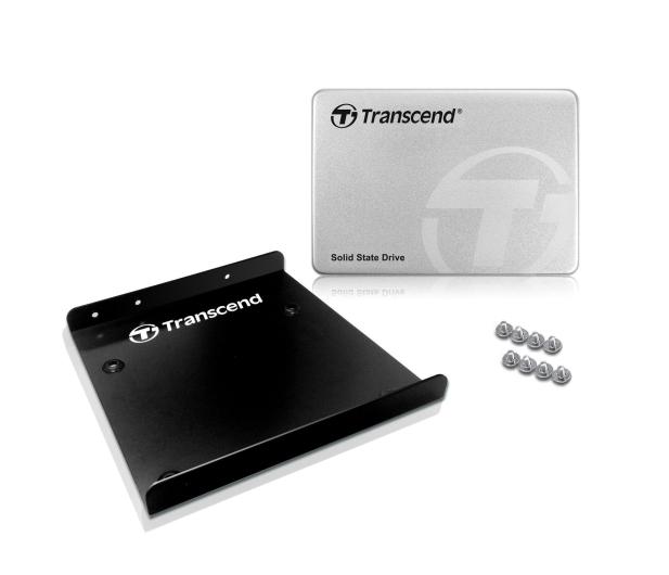 "Transcend 128GB 2,5"" SATA SSD 370S - 208161 - zdjęcie 3"
