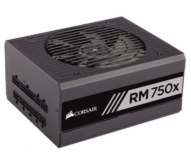 Corsair RM750X 750W Gold BOX - 284868 - zdjęcie