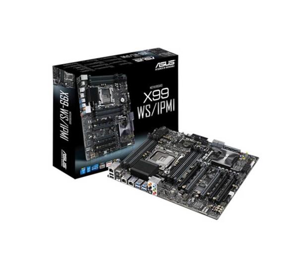 ASUS X99-WS/IPMI (X99 5xPCI-E DDR4) - 284957 - zdjęcie