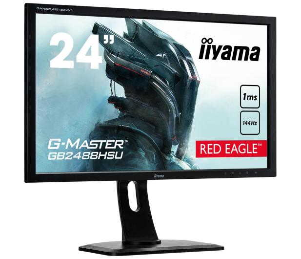 iiyama G-Master GB2488HSU Red Eagle - 285641 - zdjęcie 2