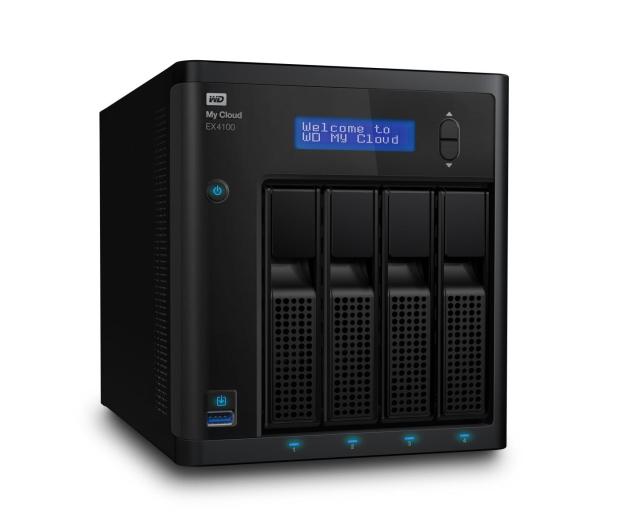 WD My Cloud EX4100 8TB - 283408 - zdjęcie 2