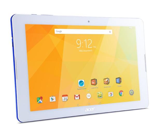 Acer B3-A20 MTK8163/1GB/16 biało-niebieski - 283716 - zdjęcie 2