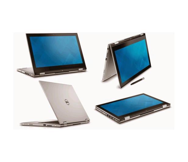 Dell Inspiron 7359 i7-6500/8G/256/Win10 FHD Dotyk 360' - 281003 - zdjęcie 4